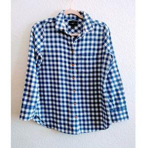 J Crew Boy Shirt Size 4P